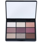Gosh Shadow Collection Palette mit Lidschatten mit Spiegel 001 To Enjoy in New York 12 g