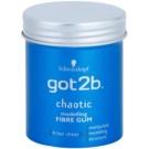 got2b Chaotic Modeling Gum For Fixation And Shape (Modelling Fibre Gum) 100 ml