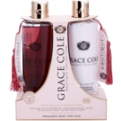 Grace Cole Boutique Warm Vanilla & Sandalwood kozmetika szett I.