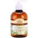 Green Pharmacy Body Care Marigold & Tea Tree gél intim higiéniára  370 ml