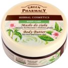 Green Pharmacy Body Care Tea Tree & Green Clay manteca corporal 200 ml