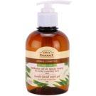 Green Pharmacy Face Care Aloe jemný čisticí gel pro citlivou a suchou pleť  270 ml