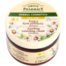 Green Pharmacy Face Care Chamomile crema facial calmante (0% Parabens) 150 ml