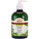 Green Pharmacy Hand Care Aloe Liquid Soap  465 ml