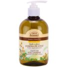 Green Pharmacy Hand Care Celandine tekuté mýdlo (Moisturizes and Soothes Irritations) 465 ml