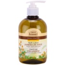 Green Pharmacy Hand Care Celandine Flüssigseife  465 ml