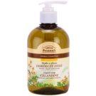 Green Pharmacy Hand Care Celandine tekuté mydlo (Moisturizes and Soothes Irritations) 465 ml
