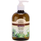 Green Pharmacy Hand Care Olive Liquid Soap  465 ml