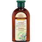 Green Pharmacy Hair Care Chamomile szampon do włosów osłabionych i zniszczonych  350 ml