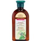 Green Pharmacy Hair Care Greater Burdock sampon impotriva caderii parului  350 ml