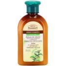 Green Pharmacy Hair Care Stinging Nettle bálsamo para cabelo danificado, quebradiço e fraco  300 ml