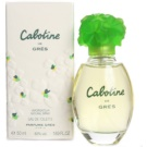 Gres Cabotine Eau de Toilette for Women 100 ml