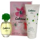 Gres Cabotine подаръчен комплект II. тоалетна вода 100 ml + мляко за тяло 200 ml