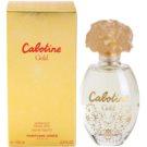 Gres Cabotine Gold eau de toilette para mujer 100 ml