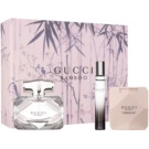 Gucci Bamboo ajándékszett IV.  Eau de Parfum 75 ml + testápoló tej 100 ml + Eau de Parfum 7,4 ml