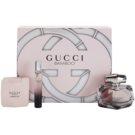 Gucci Bamboo ajándékszett V. Eau de Parfum 75 ml + testápoló tej 100 ml + Eau de Parfum 7,4 ml