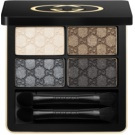 Gucci Eye oční stíny odstín 010 Cosmic Deco (Magnetic Color Shadow Quad) 5 g