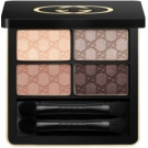 Gucci Eye oční stíny odstín 020 Tuscan Storm (Magnetic Color Shadow Quad) 5 g