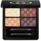 Gucci Eye oční stíny odstín 030 Crystal Copper (Magnetic Color Shadow Quad) 5 g