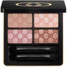 Gucci Eye oční stíny odstín 050 Rose Quartz (Magnetic Color Shadow Quad) 5 g