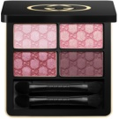 Gucci Eye oční stíny odstín 060 Pink Flamingo (Magnetic Color Shadow Quad) 5 g