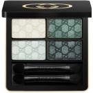 Gucci Eye Eye Shadow Color 080 Aquamarine Dream (Magnetic Color Shadow Quad) 5 g