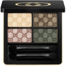 Gucci Eye oční stíny odstín 090 Serpentine Envy (Magnetic Color Shadow Quad) 5 g