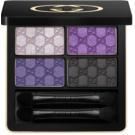 Gucci Eye oční stíny odstín 110 Smoky Amethyst (Magnetic Color Shadow Quad) 5 g