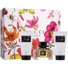 Gucci Flora by Gucci (2015) dárková sada I. parfemovaná voda 50 ml + tělové mléko 2 x 50 ml