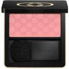 Gucci Face pudrová tvářenka odstín 020 Coral Flower (Sheer Blushing Powder) 4,25 g