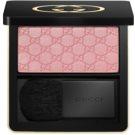 Gucci Face pudrová tvářenka odstín 060 Pink Camelia (Sheer Blushing Powder) 4,25 g