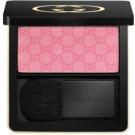 Gucci Face pudrová tvářenka odstín 070 Tulip Blossom (Sheer Blushing Powder) 4,25 g