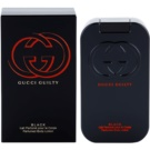 Gucci Guilty Black Pour Femme tělové mléko pro ženy 200 ml