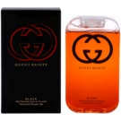 Gucci Guilty Black Pour Femme gel de ducha para mujer 200 ml
