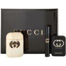 Gucci Guilty ajándékszett I. Eau de Toilette 75 ml + testápoló tej 100 ml + Eau de Toilette 7,4 ml