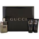 Gucci Guilty Pour Homme set cadou IV. Apa de Toaleta 50 ml + After Shave Balsam 50 ml + Gel de dus 50 ml
