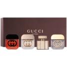 Gucci Mini dárková sada II.  toaletní voda 2 x 5 ml + parfemovaná voda 2 x 5 ml