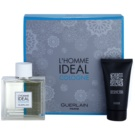 Guerlain L'Homme Ideal Cologne lote de regalo III eau de toilette 100 ml + gel de ducha 75 ml