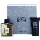 Guerlain L'Homme Ideal set cadou II. Apa de Toaleta 100 ml + Gel de dus 75 ml