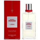 Guerlain Habit Rouge L´EAU toaletní voda pro muže 100 ml