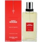 Guerlain Habit Rouge Eau de Toilette für Herren 100 ml