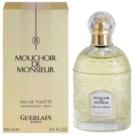 Guerlain Mouchoir de Monsieur Eau de Toilette pentru femei 100 ml