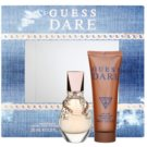 Guess Dare set cadou IV. Apa de Toaleta 30 ml + Lotiune de corp 75 ml