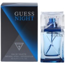 Guess Night Eau de Toilette für Herren 50 ml