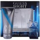 Guess Night darilni set II. toaletna voda 50 ml + gel za prhanje 200 ml