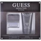 Guess Seductive Homme dárková sada I. toaletní voda 30 ml + sprchový gel 200 ml