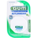 G.U.M Butlerweave Waxed Dental Floss with Mint Flavor  55 m
