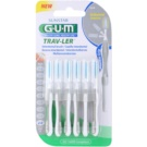 G.U.M Trav-Ler escovas interdentais 6 pçs 2,0 mm Gray