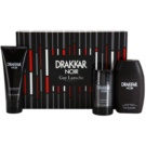 Guy Laroche Drakkar Noir Geschenkset V. Eau de Toilette 100 ml + Deo-Stick 75 g + After Shave Balsam 100 ml