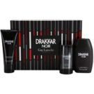 Guy Laroche Drakkar Noir zestaw upominkowy V. woda toaletowa 100 ml + dezodorant w sztyfcie 75 g + balsam po goleniu 100 ml